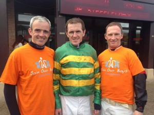 Ruby Walshe, Tony McCoy Paul Carberry 2014
